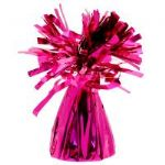 FOIL BALLOON WEIGHTS HOT PINK PK 12  BW30333